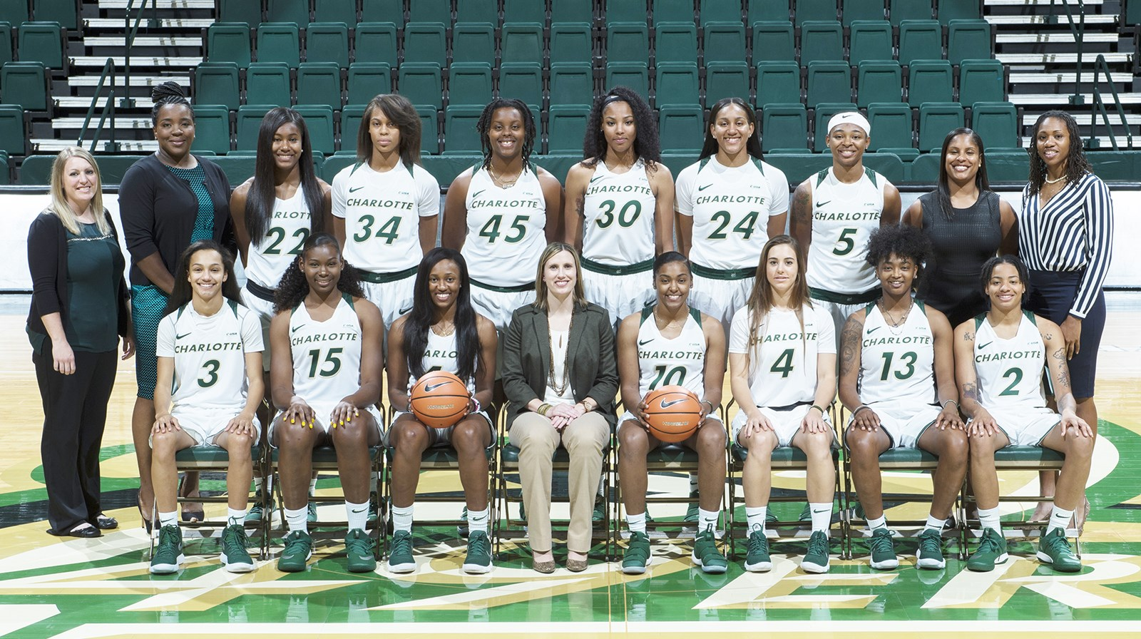 2017 18 Women S Basketball Roster Unc Charlotte Athletics