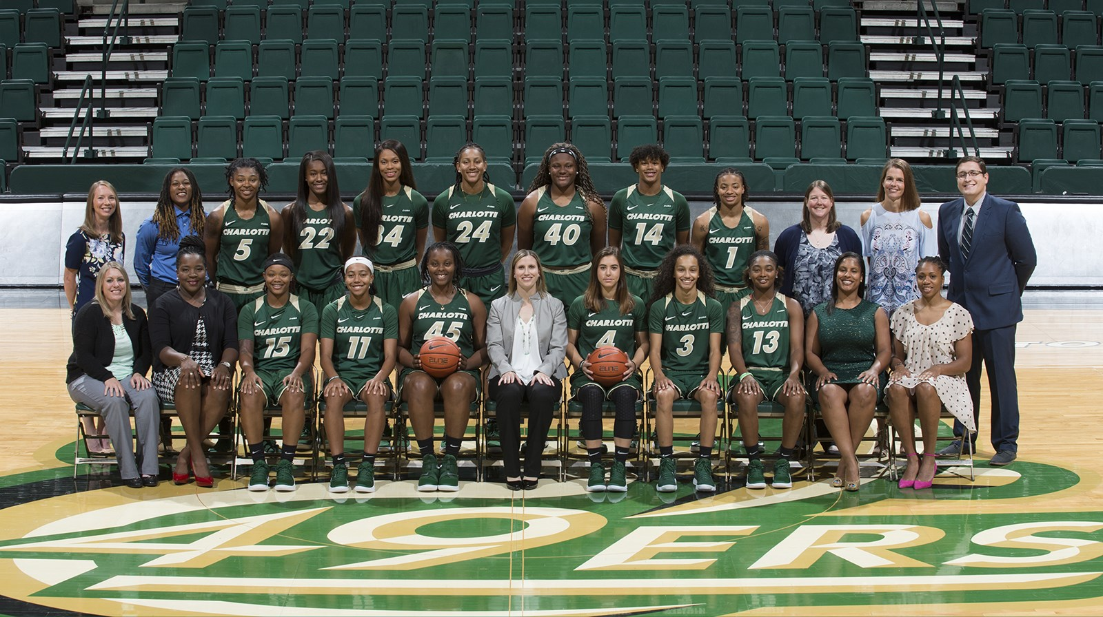 2018 19 Women S Basketball Roster Unc Charlotte Athletics