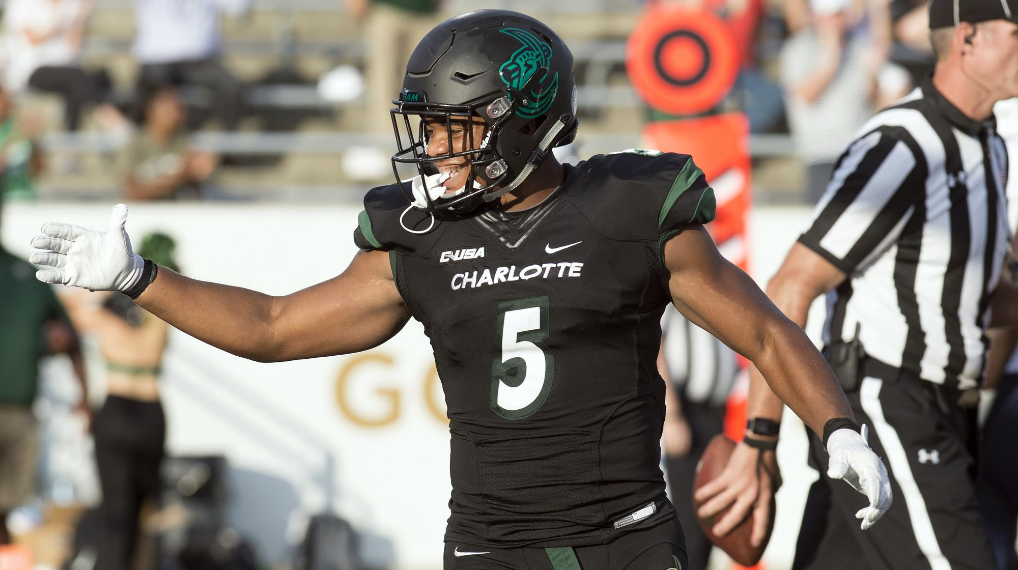 huge selection of 2db42 0ef1a GAME NOTES: Charlotte Hits Road for UMass - Charlotte Athletics