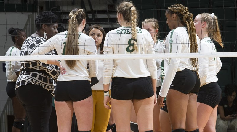 Volleyball Heads to Florida for Key C-USA Weekend
