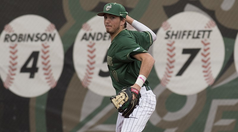 Baseball Stumbles in Tuesday Loss to Wake Forest - UNC Charlotte Athletics