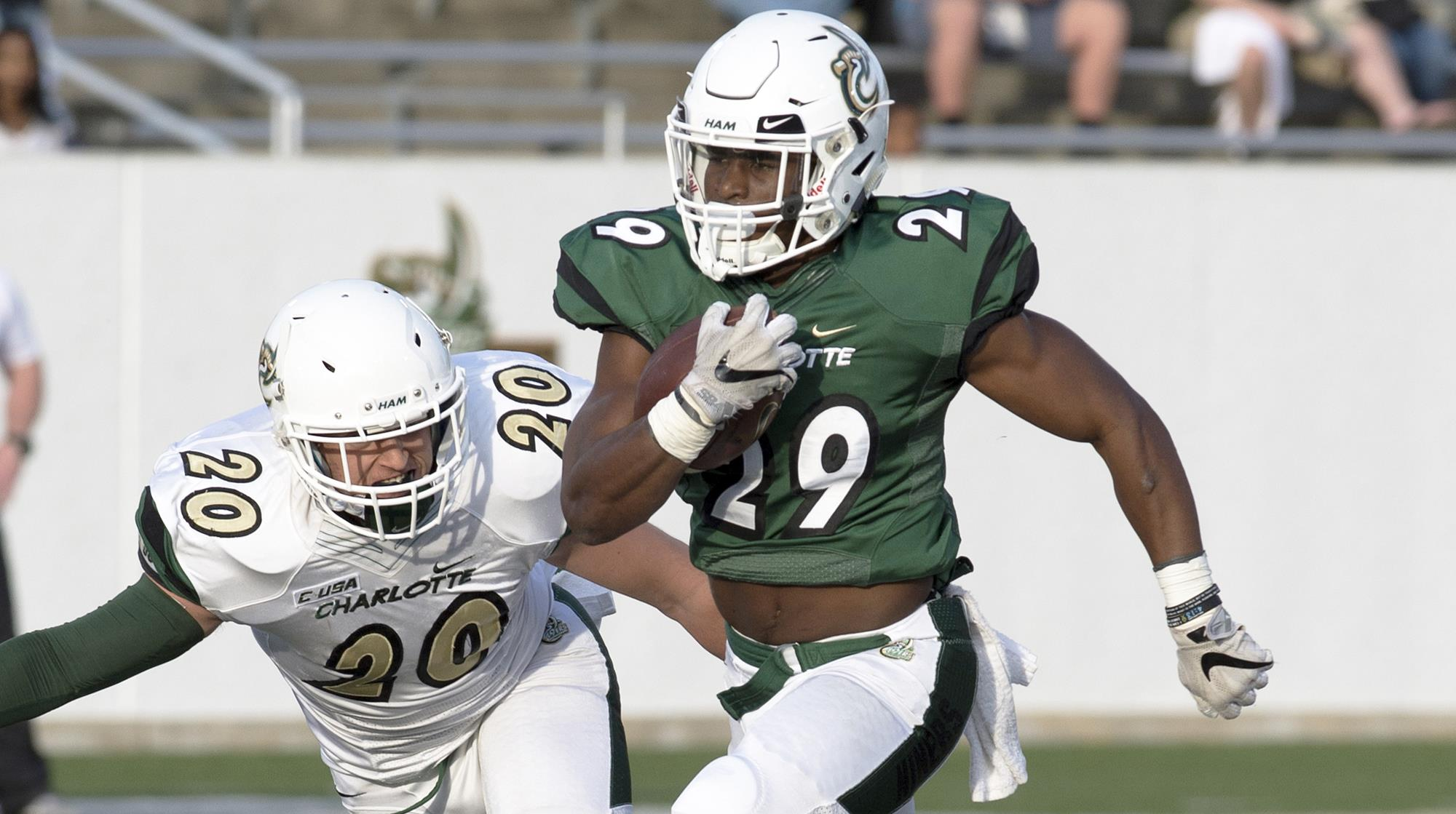 new style 1d5bd 96733 Annual Spring Game Set for April 13 - Charlotte Athletics